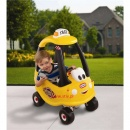 LITTLE TIKES COZY COUPE TAXI ŻÓŁTE 172175