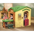 LITTLE TIKES DOMEK Z PATIO 172298